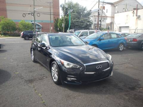 2017 Infiniti Q50 for sale at 103 Auto Sales in Bloomfield NJ