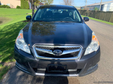 2010 Subaru Legacy for sale at Luxury Cars Xchange in Lockport IL