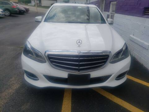 2015 Mercedes-Benz E-Class for sale at KANE AUTO SALES in Greensburg PA