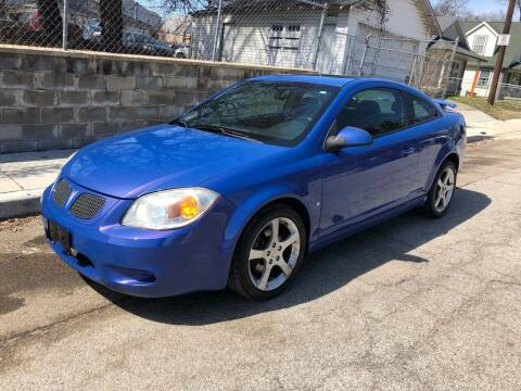 2008 Pontiac G5 for sale at JE Auto Sales LLC in Indianapolis IN