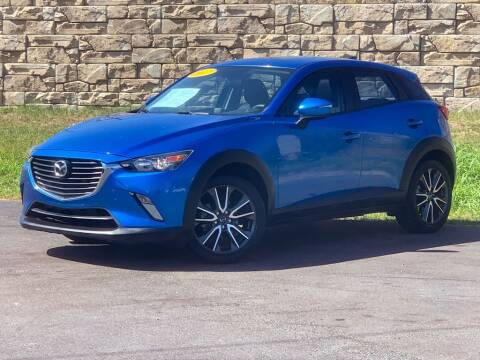 2017 Mazda CX-3 for sale at Car Hunters LLC in Mount Juliet TN