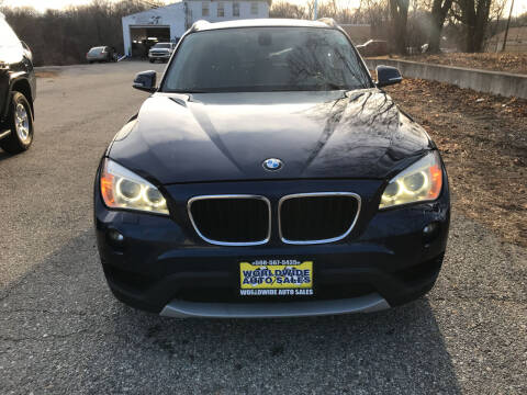 2013 BMW X1 for sale at Worldwide Auto Sales in Fall River MA