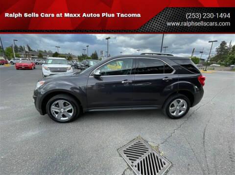 2014 Chevrolet Equinox for sale at Ralph Sells Cars at Maxx Autos Plus Tacoma in Tacoma WA