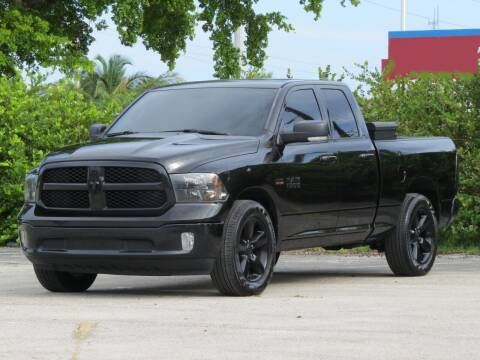 2018 RAM Ram Pickup 1500 for sale at DK Auto Sales in Hollywood FL