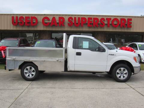2010 Ford F-150 for sale at Checkered Flag Auto Sales NORTH in Lakeland FL