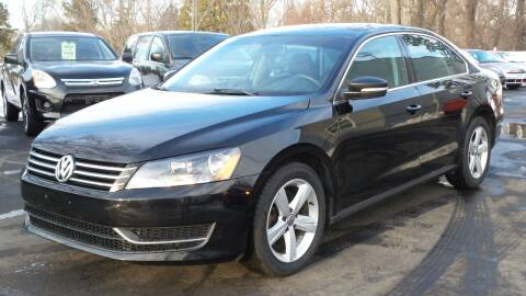 2013 Volkswagen Passat for sale at JBR Auto Sales in Albany NY