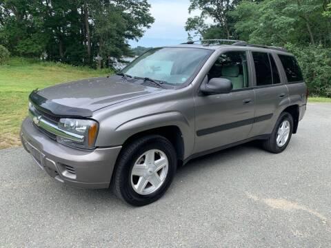2005 Chevrolet TrailBlazer for sale at Elite Pre-Owned Auto in Peabody MA