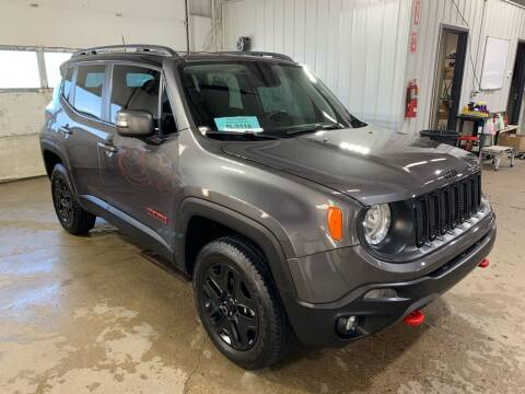 2018 Jeep Renegade for sale at Premier Auto in Sioux Falls SD