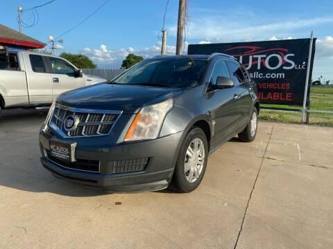 2010 Cadillac SRX for sale at MC Autos LLC in Pharr TX