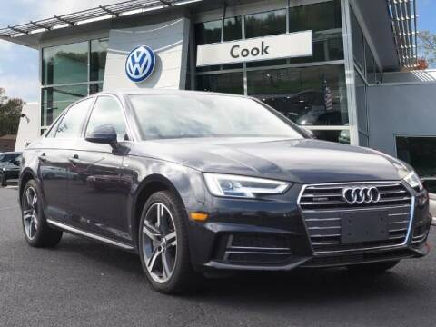 2017 Audi A4 for sale at Ron's Automotive in Manchester MD