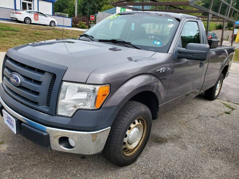 2010 Ford F-150 for sale at Auto Wholesalers Of Hooksett in Hooksett NH