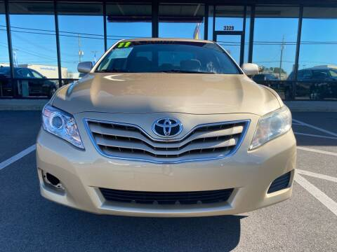 2011 Toyota Camry for sale at DRIVEhereNOW.com in Greenville NC