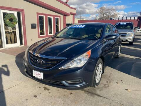 2011 Hyundai Sonata for sale at Sexton's Car Collection Inc in Idaho Falls ID