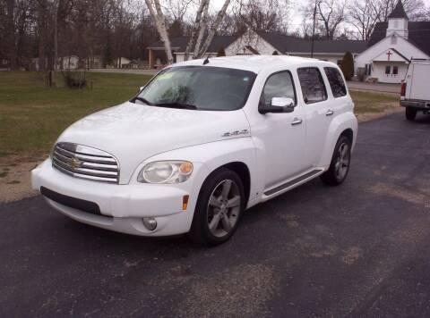 2008 Chevrolet HHR for sale at LAKESIDE MOTORS LLC in Houghton Lake MI