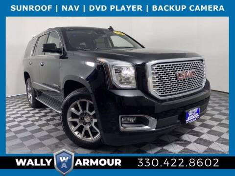 2016 GMC Yukon for sale at Wally Armour Chrysler Dodge Jeep Ram in Alliance OH