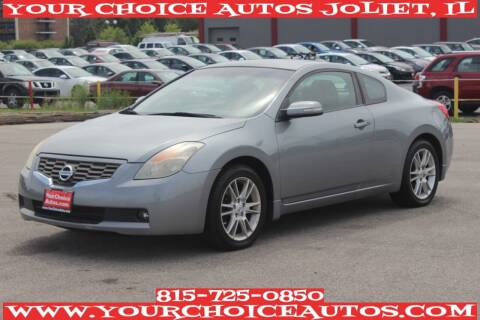 2008 Nissan Altima for sale at Your Choice Autos - Joliet in Joliet IL