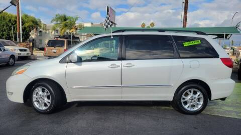 2006 Toyota Sienna for sale at Pauls Auto in Whittier CA