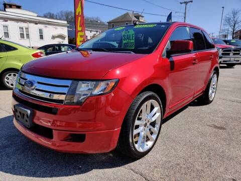 2009 Ford Edge for sale at Porcelli Auto Sales in West Warwick RI