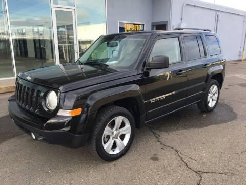 2016 Jeep Patriot for sale at Safi Auto in Sacramento CA