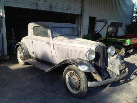 1932 Plymouth PB Coupe for sale at CarsBikesBoats.com in Round Mountain TX