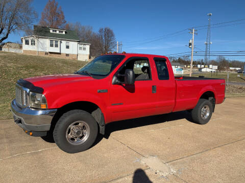 2002 Ford F-250 Super Duty for sale at MotoMafia in Imperial MO