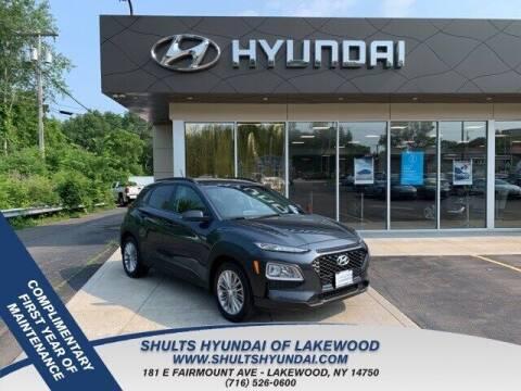 2018 Hyundai Kona for sale at Shults Hyundai in Lakewood NY