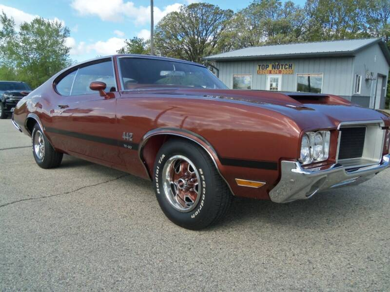 1971 Oldsmobile 442 for sale in Jefferson, WI