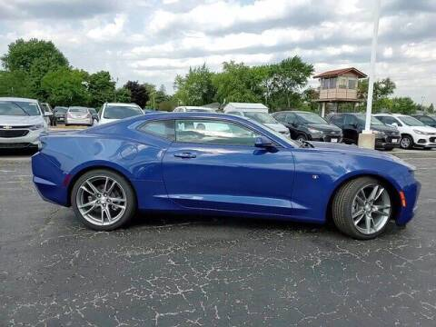 2021 Chevrolet Camaro for sale at Hawk Chevrolet of Bridgeview in Bridgeview IL