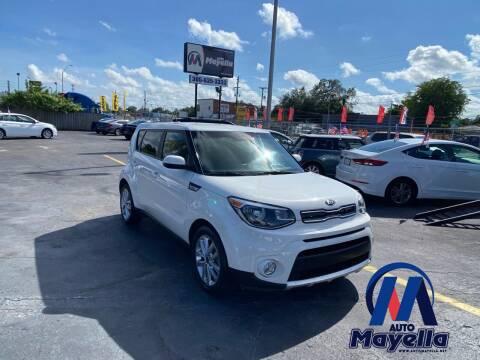 2017 Kia Soul for sale at Auto Mayella in Miami FL