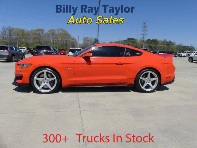 2015 Ford Mustang for sale at Billy Ray Taylor Auto Sales in Cullman AL