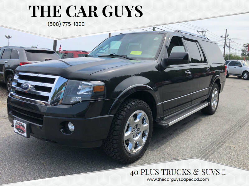 2014 Ford Expedition EL for sale at The Car Guys in Hyannis MA