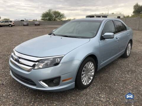 2010 Ford Fusion Hybrid for sale at AUTO HOUSE PHOENIX in Peoria AZ