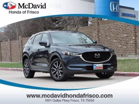 2018 Mazda CX-5 for sale at DAVID McDAVID HONDA OF IRVING in Irving TX
