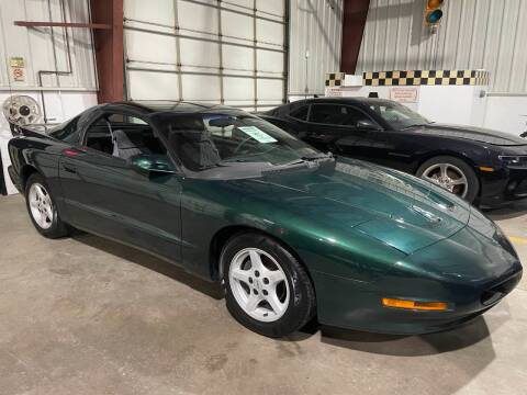 1997 Pontiac Firebird for sale at Motor City Auto Auction in Fraser MI