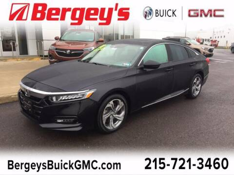 2018 Honda Accord for sale at Bergey's Buick GMC in Souderton PA