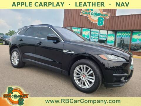 2018 Jaguar F-PACE for sale at R & B Car Co in Warsaw IN