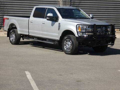 2017 Ford F-250 Super Duty for sale at Sun Valley Auto Sales in Hailey ID