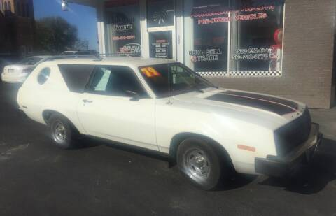 1979 Ford Pinto for sale at KUHLMAN MOTORS in Maquoketa IA