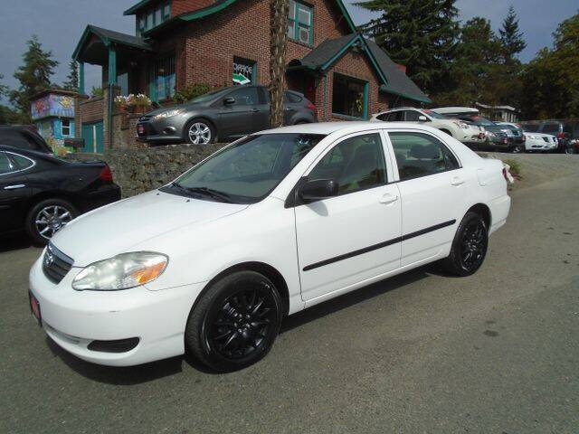2007 Toyota Corolla for sale at Carsmart in Seattle WA