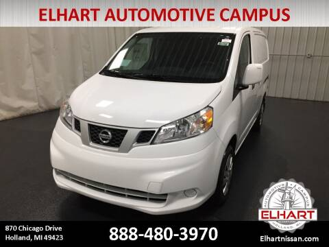 2021 Nissan NV200 for sale at Elhart Automotive Campus in Holland MI