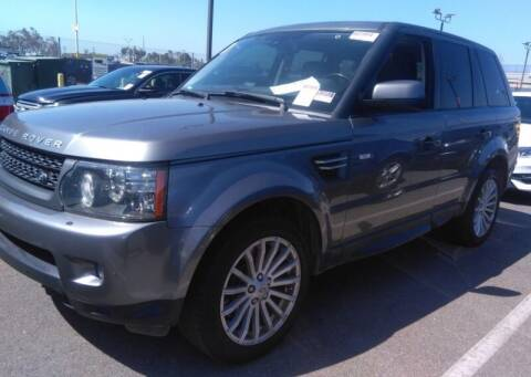 2011 Land Rover Range Rover Sport for sale at SoCal Auto Auction in Ontario CA