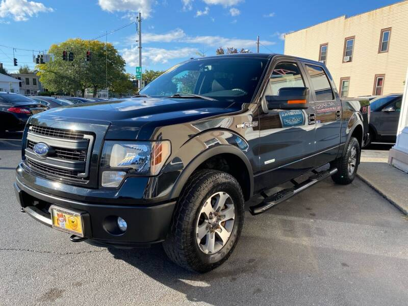 2013 Ford F-150 for sale at ADAM AUTO AGENCY in Rensselaer NY