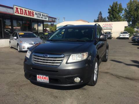 2009 Subaru Tribeca for sale at Adams Auto Sales in Sacramento CA