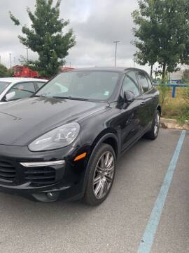 2017 Porsche Cayenne for sale at The Car Guy powered by Landers CDJR in Little Rock AR