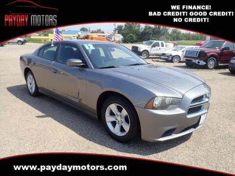 2012 Dodge Charger for sale at Payday Motors in Wichita KS