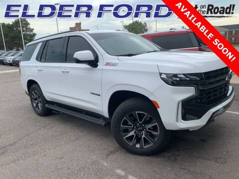 2021 Chevrolet Tahoe for sale at Mr Intellectual Cars in Troy MI