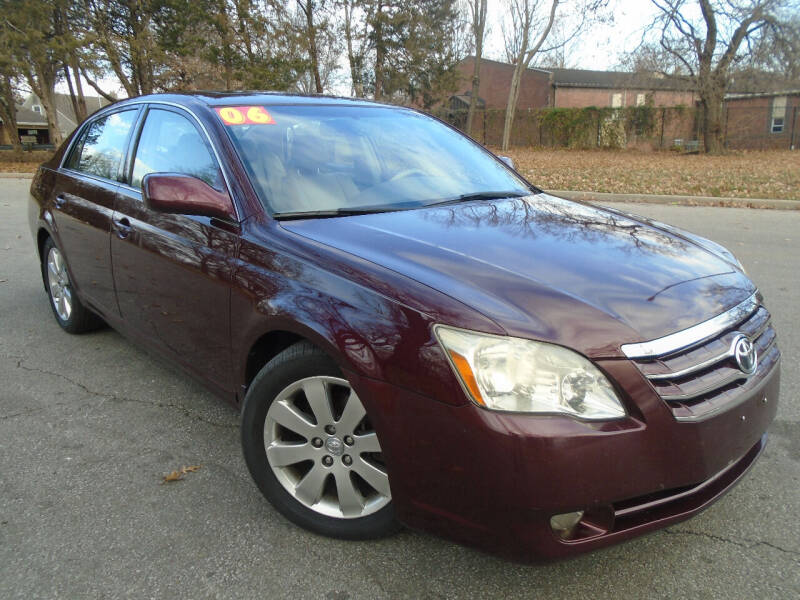 2006 Toyota Avalon for sale at Sunshine Auto Sales in Kansas City MO