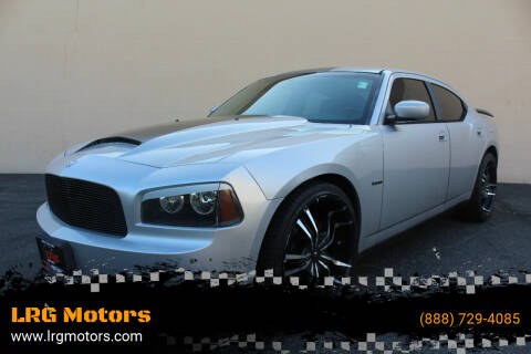 2007 Dodge Charger for sale at LRG Motors in Montclair CA