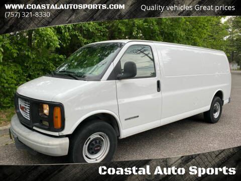 2000 GMC Savana Cargo for sale at Coastal Auto Sports in Chesapeake VA