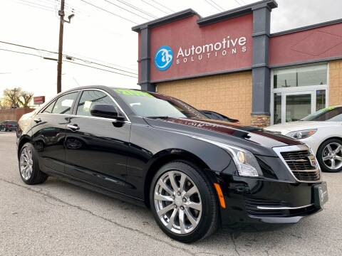 2018 Cadillac ATS for sale at Automotive Solutions in Louisville KY